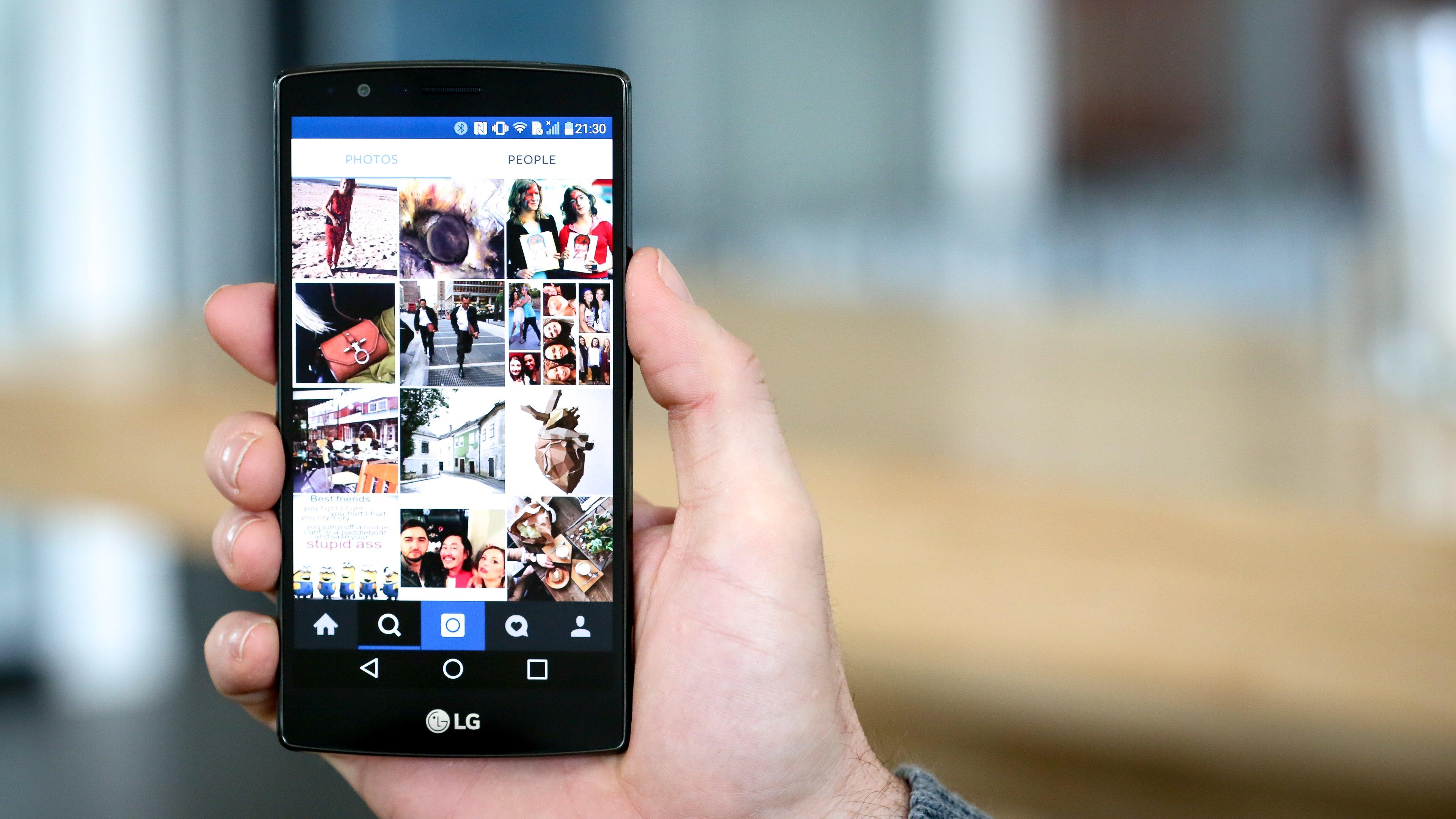 Instagram Photo Feed - Viral Marketing