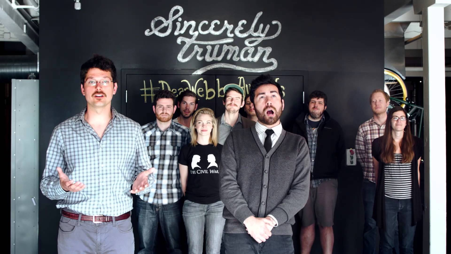 Sincerely Truman Agency Team - Offline Viral Word of Mouth Marketing