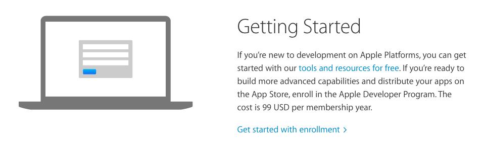 Apple Platform Enrollment - Open Viral Marketing