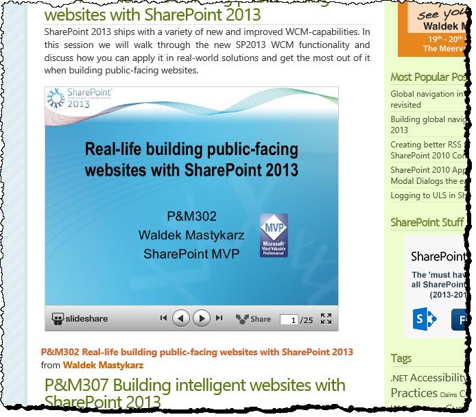SlideShare Presentation Embed - Viral Media Marketing