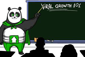 viral marketing hero - section 1 - upshare