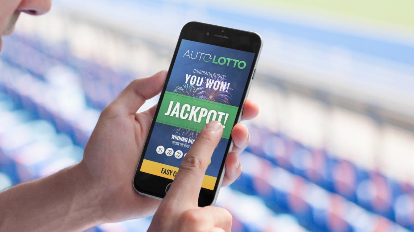 Auto Lotto Lotter.com App Jackpot - Viral Marketing Structure