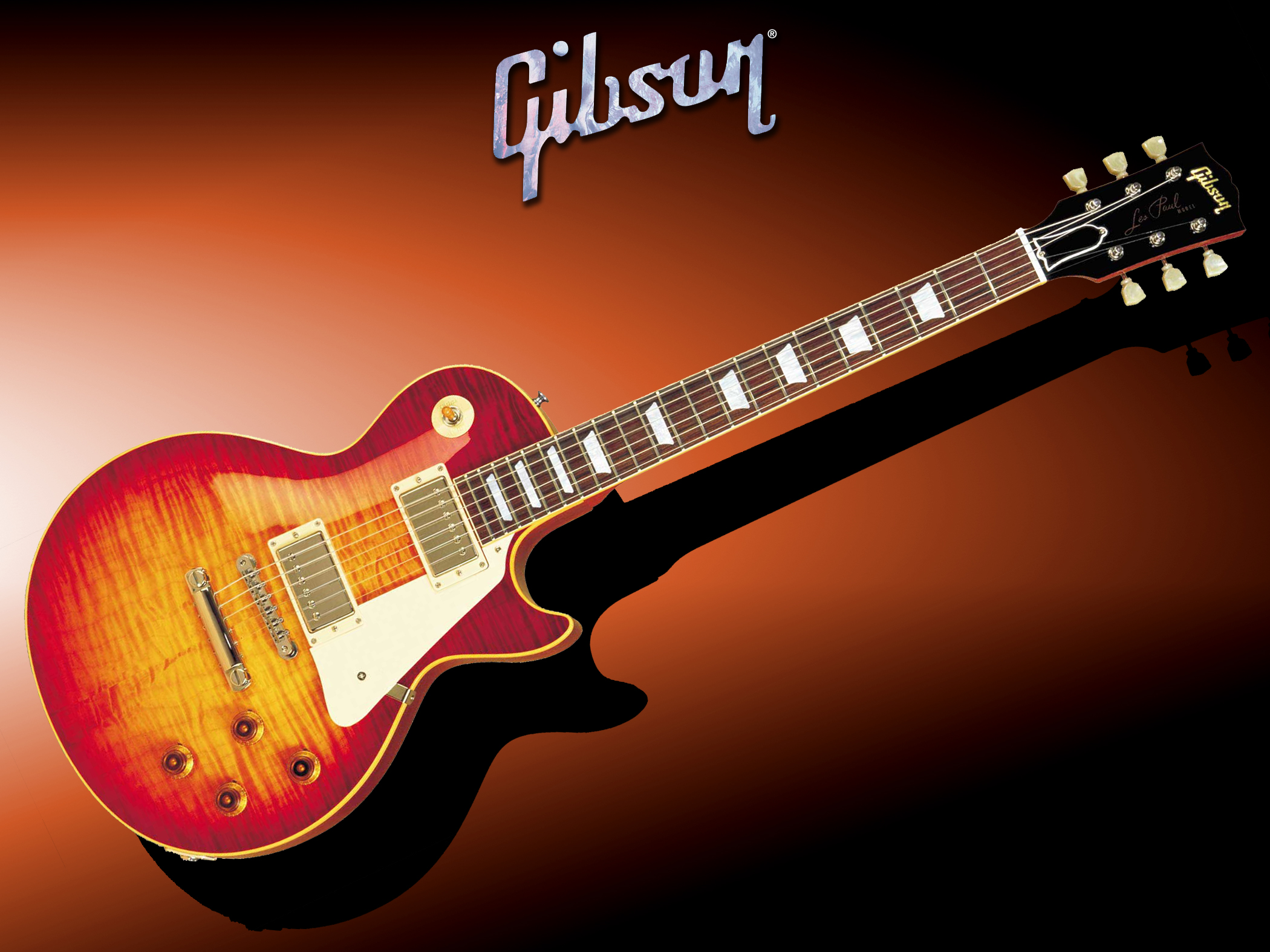 Gibson Les Paul by Sackrilige - Viral Credibility Marketing