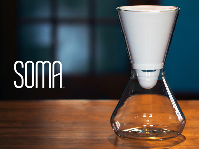 Soma Water Filter Pitcher - Offline Viral Word of Mouth Marketing